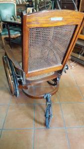 silla de rueda s XX